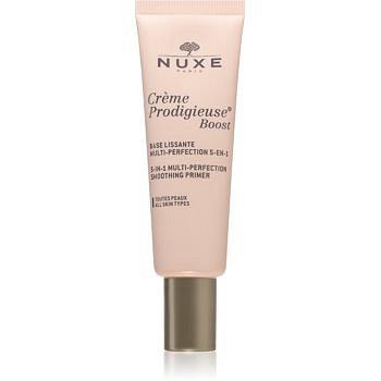 Nuxe Crème Prodigieuse Boost rozjasňující a vyhlazující podkladová báze 5 v 1 30 ml