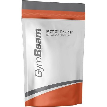 GymBeam 100% MCT Oil Powder 250 g