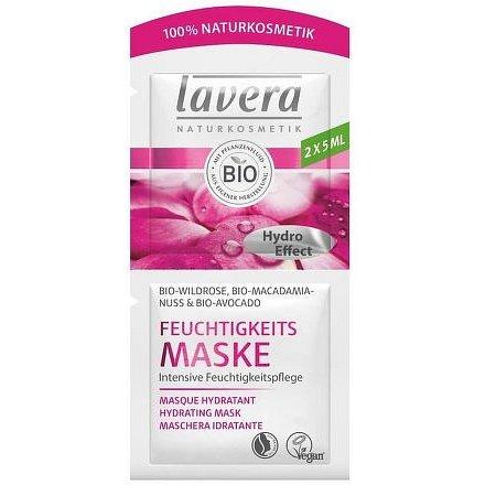 Lavera Hydratační maska Bio divoká růže 2x5ml