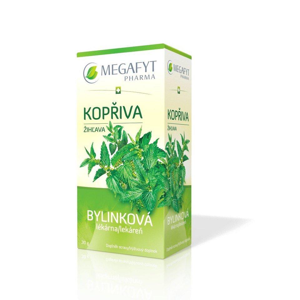 Megafyt Bylinková lékárna Kopřiva 20x1.5g - II.jakost