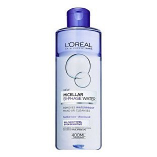 Loréal Paris Dvoufázová micelární voda 400ml