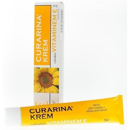 Curarina krém s přírodním vitaminem E 50ml