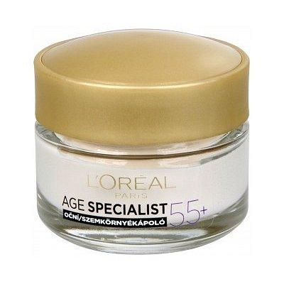 Loréal Paris Age Specialist Oční krém proti vráskám 15ml