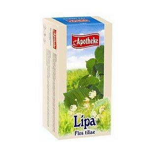 Apotheke Lipový čaj 20x1.5g n.s