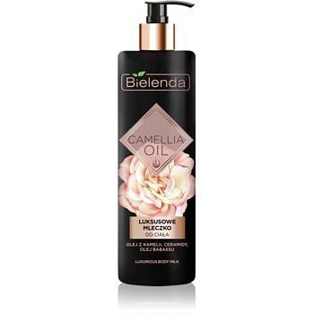 Bielenda Camellia Oil pečující tělové mléko 400 ml