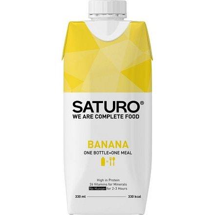 Saturo Banana 330ml