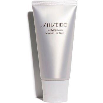 Shiseido Generic Skincare Purifying Mask čisticí maska proti lesknutí pleti a rozšířeným pórům  75 ml