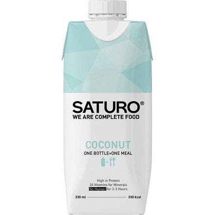Saturo Coconut 330ml