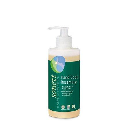 Tekuté mýdlo Rozmarýn 300 ml Sonett