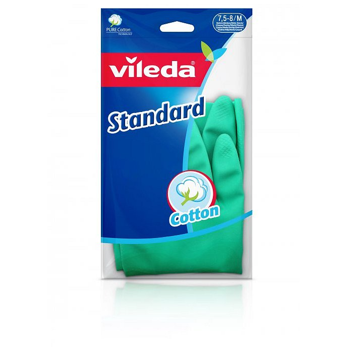 Vileda Standard rukavice pro domácnost L