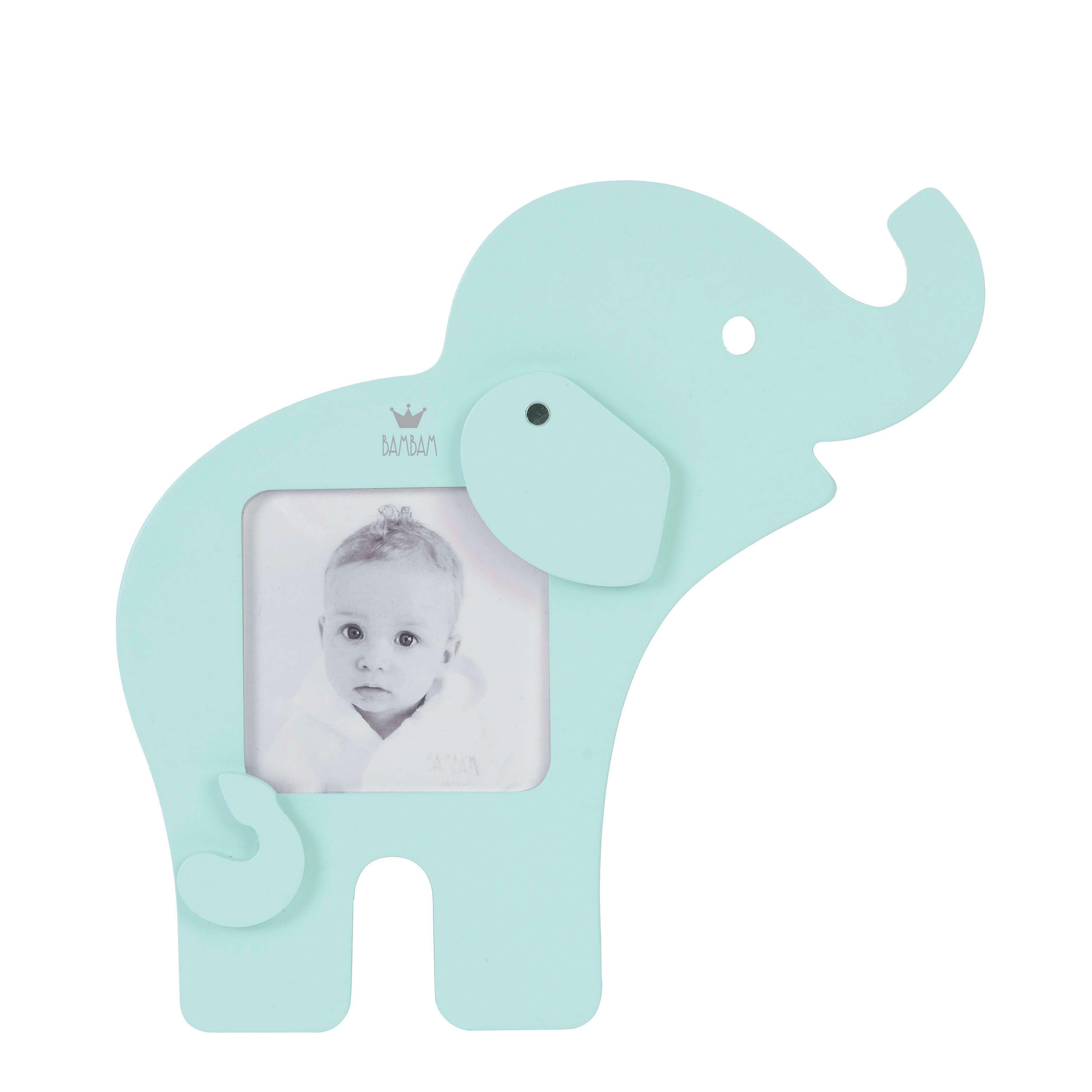 Bam Bam Tyrkysový sloník na fotku