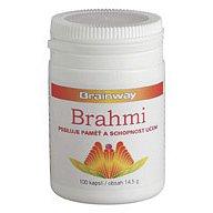 Brainway BRAHMI orální tobolky 100