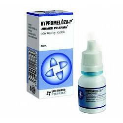 HYPROMELÓZA-P oční kapky 10 ml
