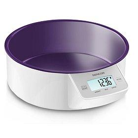 Sencor kuchyňská váha SKS 4004VT