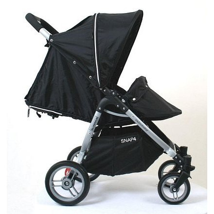 VALCO Nánožník kojenecký pro Snap 3,4 černá