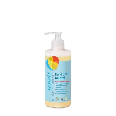 Tekuté mýdlo na ruce 300 ml Sonett Neutral