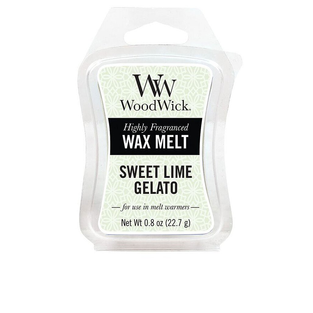 WOODWICK Sweet Lime Gelato Wax Melt  22,7 g