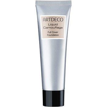 Artdeco Liquid Camouflage Full Cover Foundation make-up s extrémním krytím pro všechny typy pleti odstín 4910.22 Beige Dust  25 ml