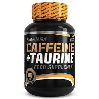 BioTech USA Caffein and Taurine 60cps