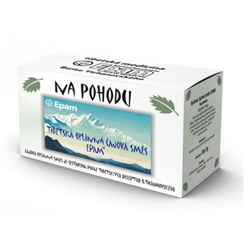EPAM čaj porcovaný na pohodu 2 g x 20 ks