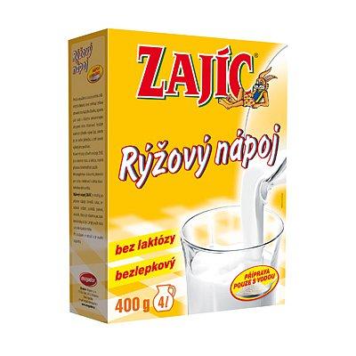 Rýžový nápoj Zajíc, 400g