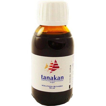 Tanakan roztok 1 x 90 ml+d