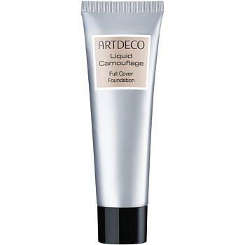 Artdeco Liquid Camouflage Full Cover Foundation make-up s extrémním krytím pro všechny typy pleti odstín 4910.16 Rosy Sand  25 ml