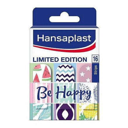 Hansaplast BE HAPPY 16ks
