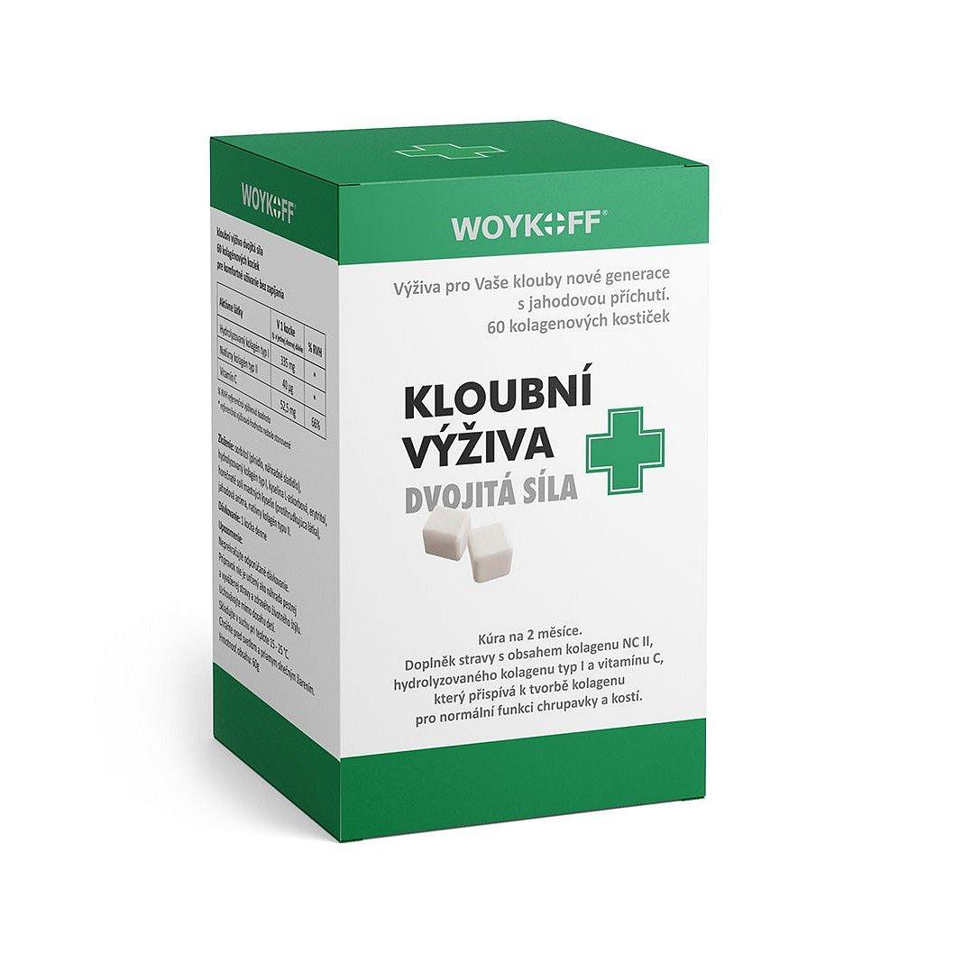 Woykoff Kloubní výživa 60 kostiček