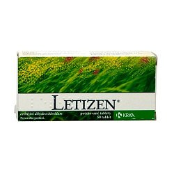 Letizen 50 tablet