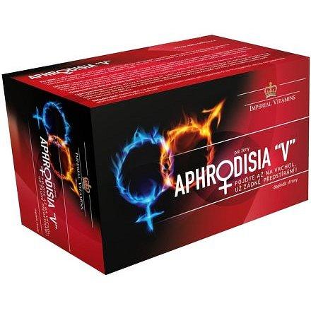 Aphrodisia V pro ženy 60 kapslí