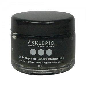 ASKLEPIO laserová gelová maska s chlorofylem 50g
