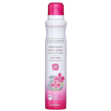 Evoluderm Deodorant orchidej 200 ml