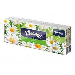 Kleenex Family hanks Camomile 10x10 ks