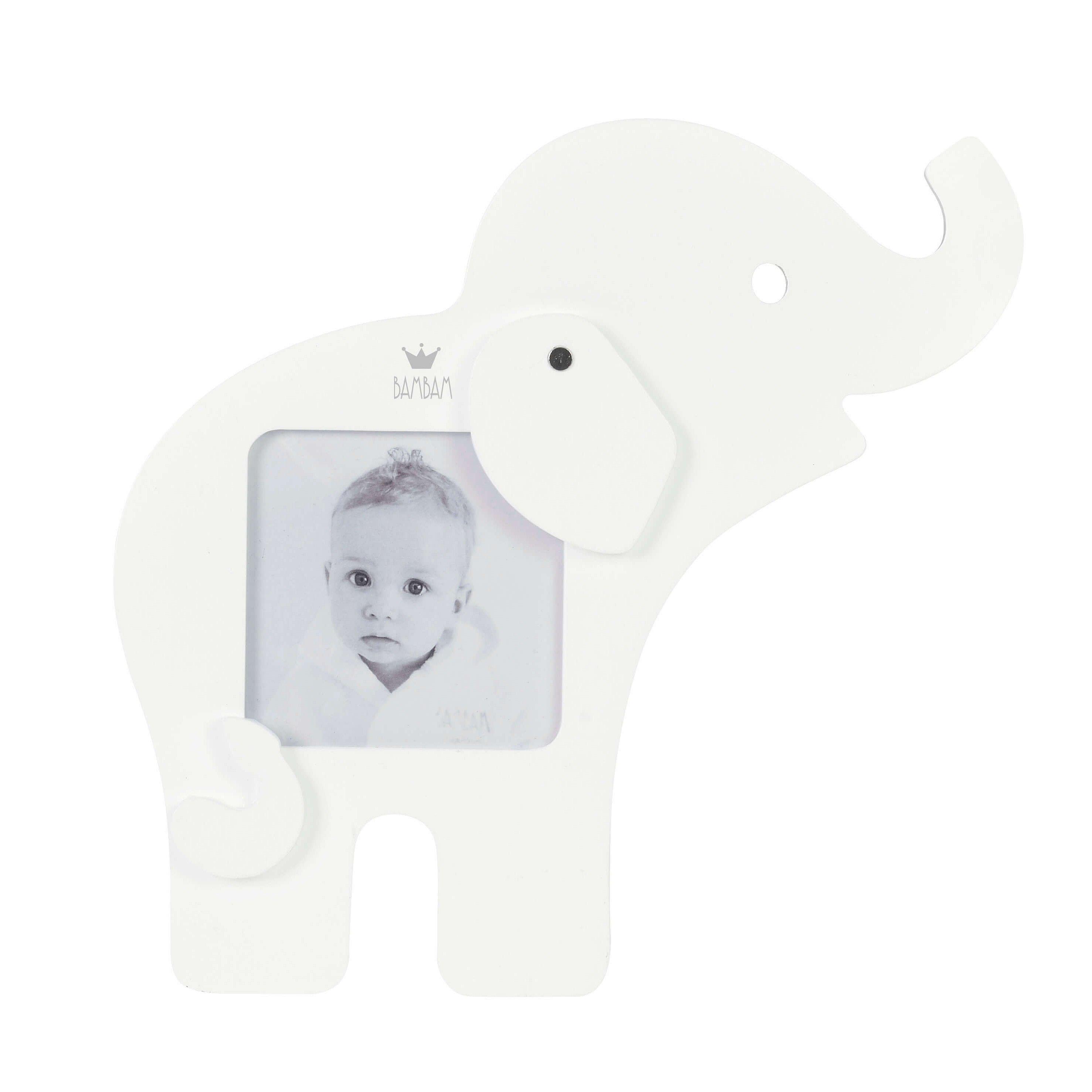Bam Bam Bílý sloník na fotku