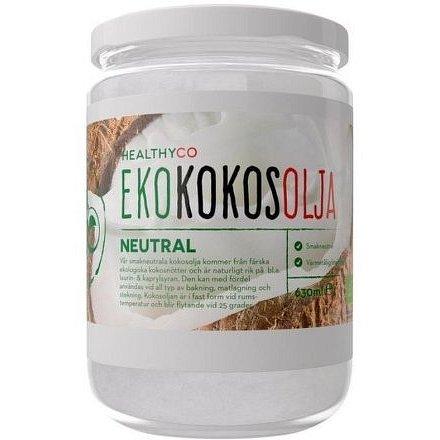 BIO Kokosový olej neutrální