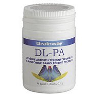 Brainway DL-PA orální tobolky 50