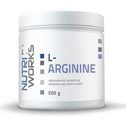 Nutriworks L-Arginine 200g