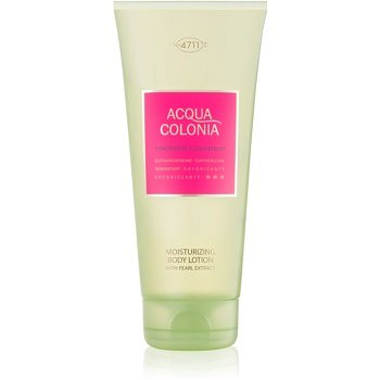 4711 Acqua Colonia Pink Pepper & Grapefruit tělové mléko unisex 200 ml