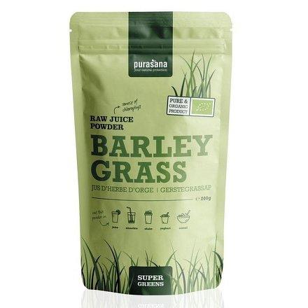 Barley Grass Raw Juice Powder BIO 200g