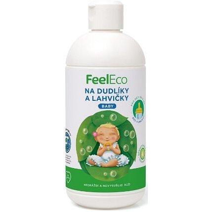 Feel Eco Prostředek na mytí dudlíků a lahviček Baby 500ml