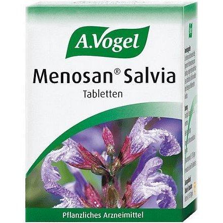 A.Vogel Menosan Salvia Extrakt z šalvěje 3400mg 30 tablet