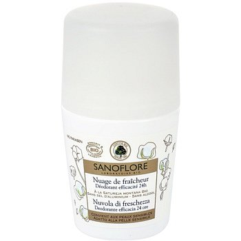 Sanoflore Déodorant deodorant roll-on 24h 50 ml