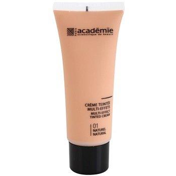 Academie Make-up Multi-Effect tónovací krém pro perfektní pleť odstín 01 Natural 40 ml