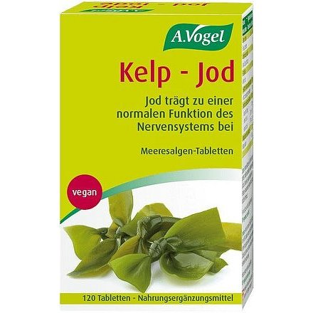 A.Vogel Jod 120 tablet
