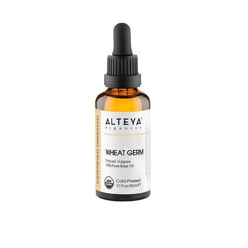 Alteya Pšeničný olej 100% Bio 50ml