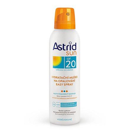 ASTRID SUN Easy spray OF20 150 ml