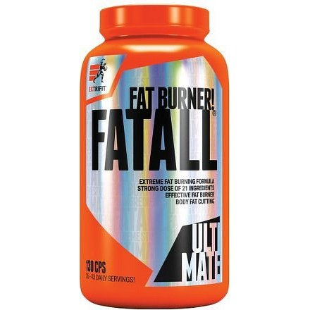 Extrifit Fatall Ultimate Fat Burner spalovač 130 kapslí