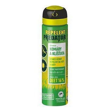 Predator 16% DEET, aerosol 150ml