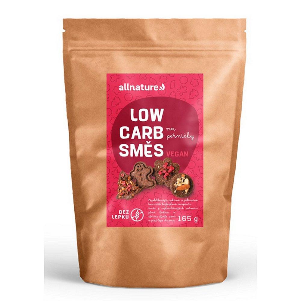 ALLNATURE Low carb směs na perníčky 165 g